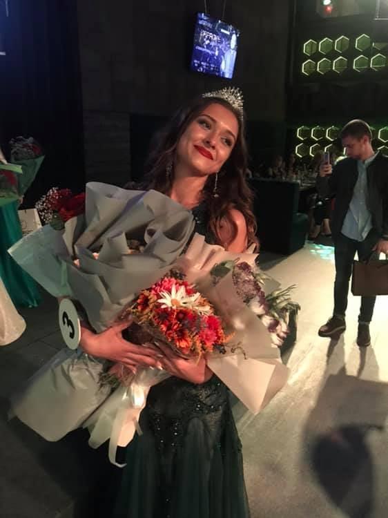 Мешканка Тернопільщини Любов Гевко стала Першою леді Студреспубліки 2019