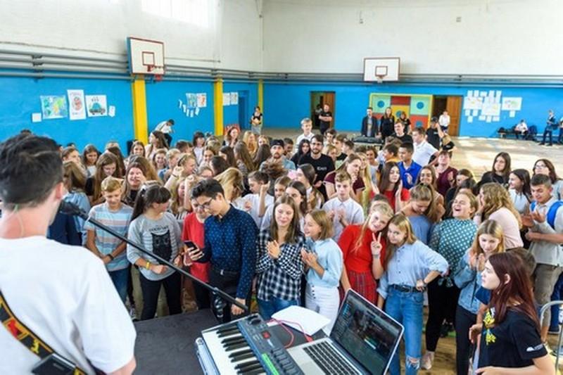 <strong>EXIT tour у школах Тернополя: як це було</strong>