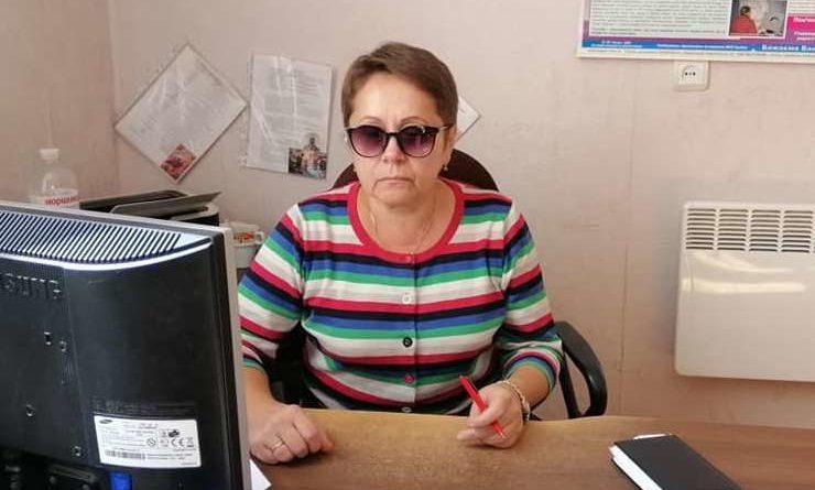 Наталія Миколаївна Харченко – завідуюча відділенням КНП «Тернопільський обласний центр громадського здоров'я»