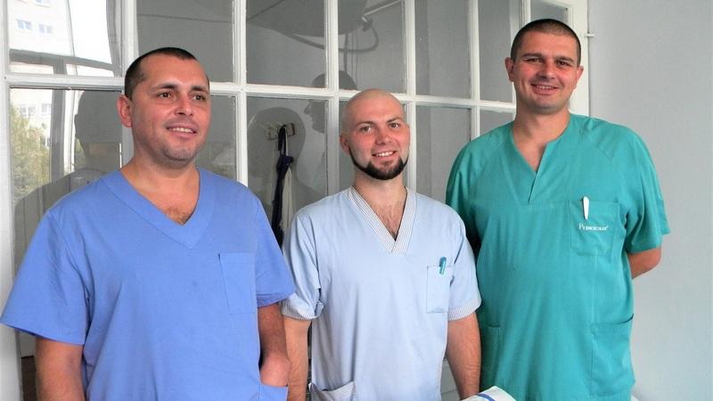 <strong>Чортківські лікарі успішно лікують інсульт та здійснюють заміну суглобів</strong>