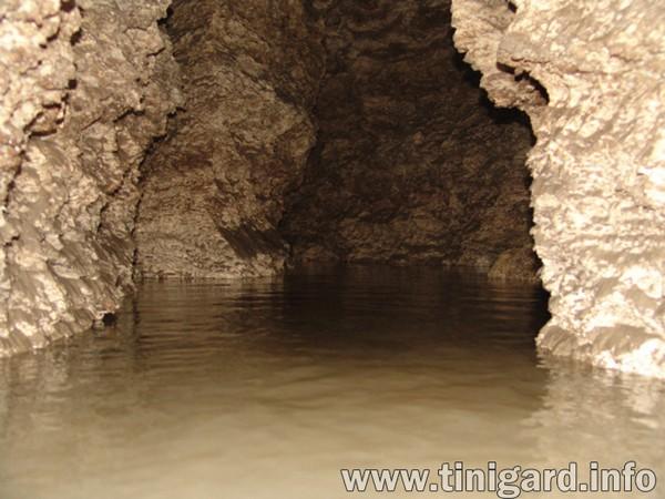 всередині печери Олексинська. Фото Мирослава Бойка