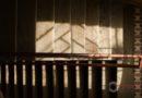 <strong>Тернопільський під'їзд із винятково красивими тінями </strong>