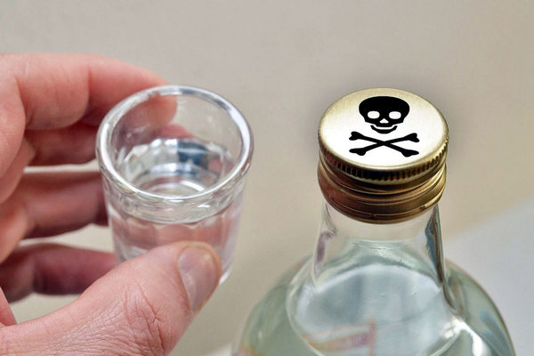алкоголь, смерть