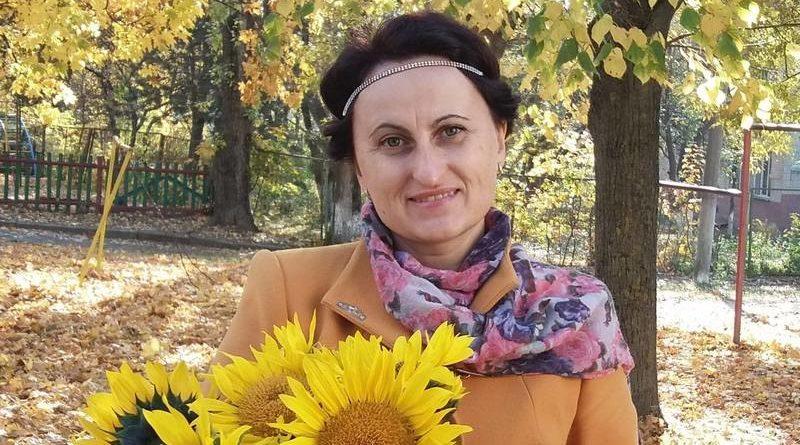 Оксана Хомишин, офтальмолог