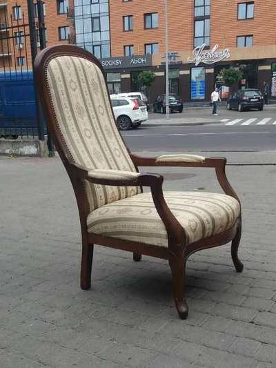 Крісло мера, Тернопіль
