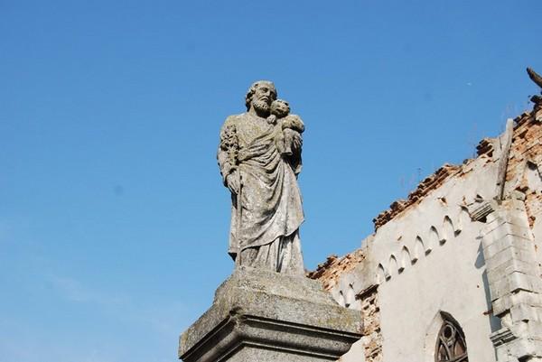 Максимівка, Збараж, туризм, замок