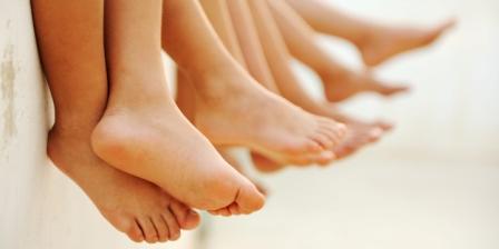 Ноги, плоскостопість