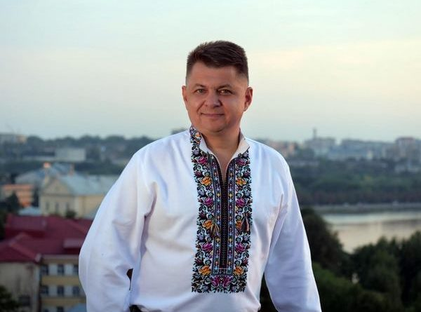 Віктор Овчарук