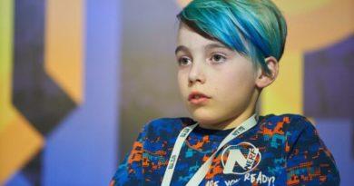 8-річний тернополянин Лев Ткачук виграв міжнародний конкурс з розробки комп'ютерних ігор