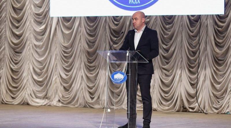 Сергій Надал, звіт, Тернопіль