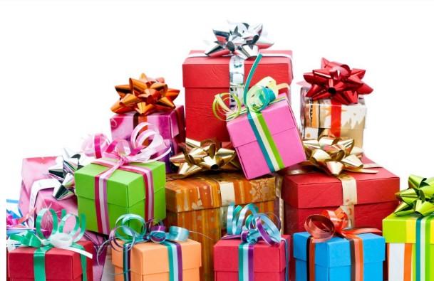 подарунок, подарунки, на Новий рік