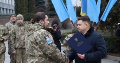 <strong>Віктор Овчарук: «Оборона Донецького аеропорту показала усьому світові, що Україну неможливо перемогти» </strong>