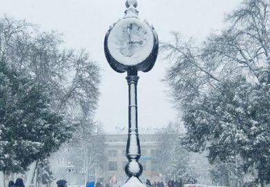 Вранці файномістянське повітря пахло снігом