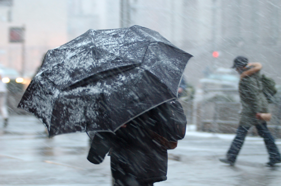 На Тернопільщину насувається циклон з Польщі