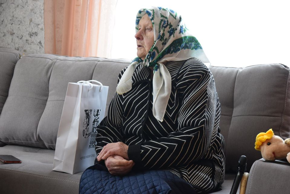 Як дожити до 100 літ: рецепт від довгожительки Чортківської громади