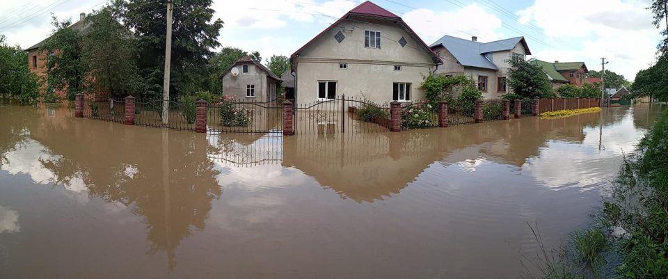 <strong>Уряд виділить достатньо коштів, щоб відшкодувати збитки жителям Тернопільщини у підтоплених районах</strong>