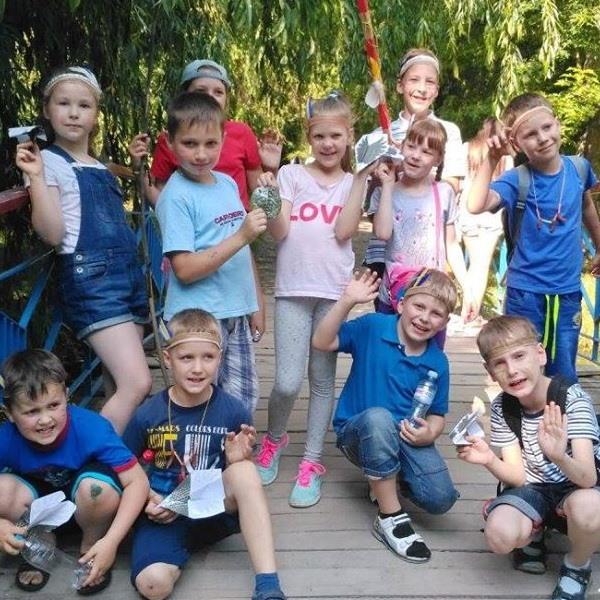 """""""Промінчики"""" в останні тижні літа влаштують для дітей дивовижні канікули"""