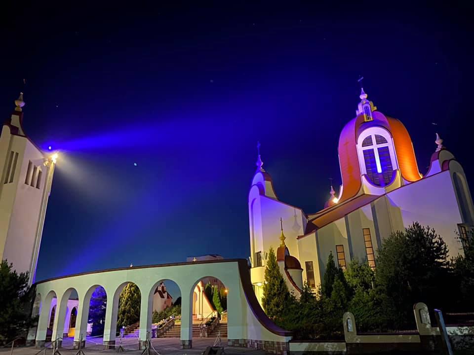 Для масштабного проекту біля церкви св.ап.Петра потрібна підтримка