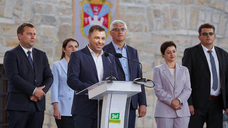 <strong>Майбутній кандидат на міського голову Тернополя від «Слуги Народу» Віктор Гевко: «Створимо яскраве, позитивне, затишне місто!»</strong>