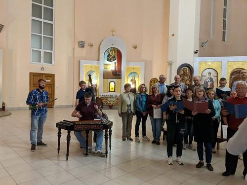 Сьогодні у церкві св. Апостола Петра в Тернополі відбудеться ювілейний концерт хору