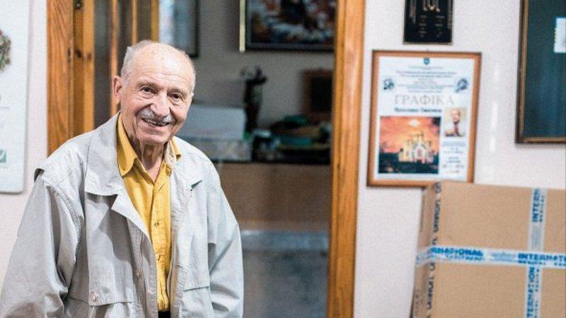 <strong>91-річний художник з Тернополя Ярослав Омелян відверто розповів про жахіття заслання до Сибіру</strong>