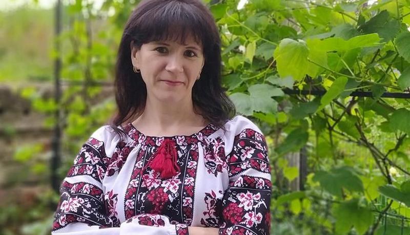 Майстриня з Тернопільщини Ольга Штука творить красу голкою та нитками