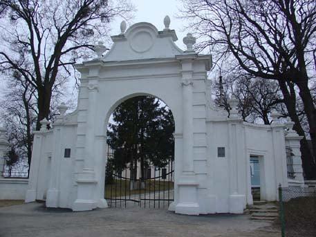 Привид Вишнивецького замку
