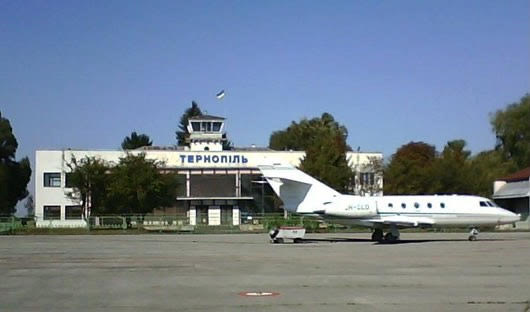 Трохи реальності про Тернопільський аеропорт