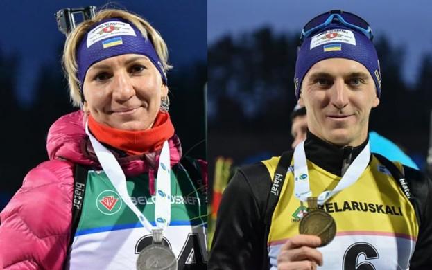 Стало відомо скільки призових заробили тернопільські біатлоністи у зимовому сезоні