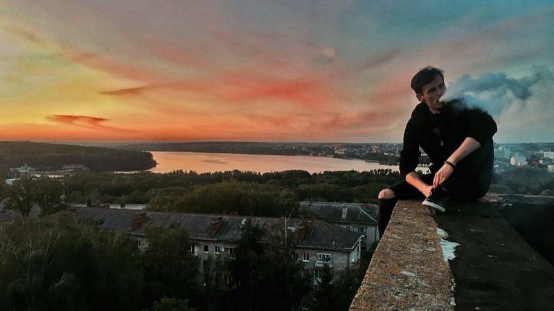 «Екстрим заради спогадів, а не для слави» –  інтерв'ю з тернополянином, який підкорив найвищі точки Тернополя