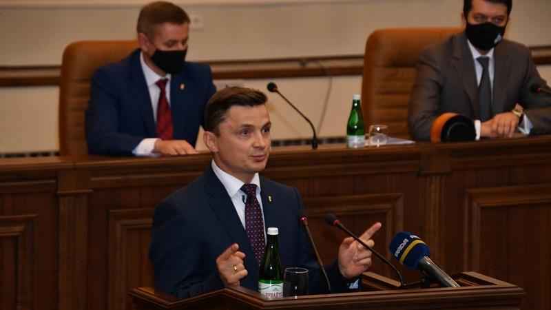 На Волині за участі Михайла Головка підписали меморандум про співпрацю з Тернопільською облрадою