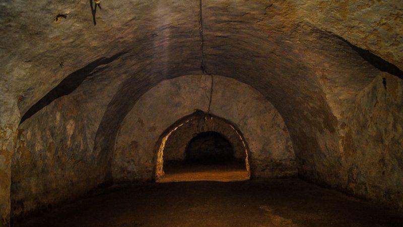 <strong>Місто Збараж знаходиться на підземних ходах.  Нові туристичні локації</strong>
