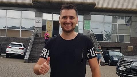 Тернопільський викладач Віталій Бобровський здійснив 30 км забіг навколо Тернополя
