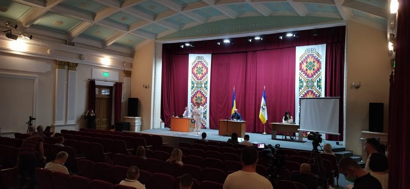 Сесія у Тернопільській міській раді: некоректна інклюзія, нагороди для тернополян та «прокурорський беспрєдєл»