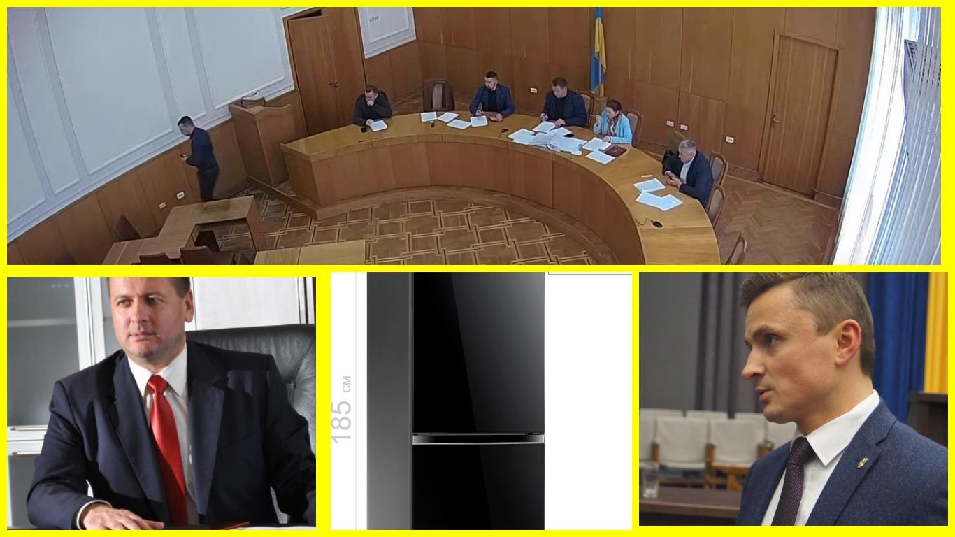 Для кабінету Михайла Головка придбали  меблі на 84 тис. грн.